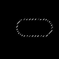 tubi saldati ovali
