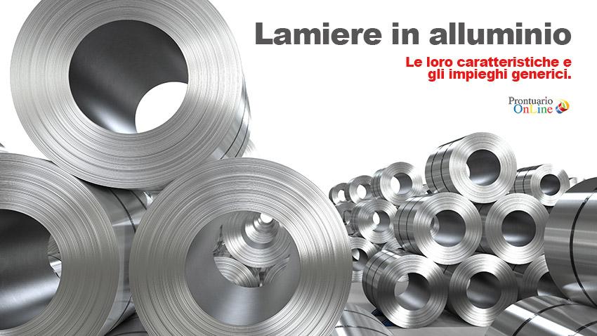 Lamiere in Alluminio